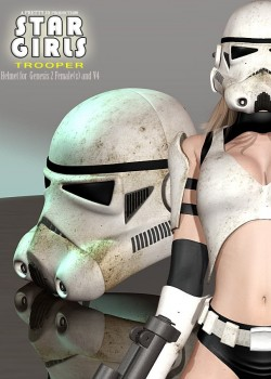 Helmet for Star Girls - Trooper (Genesis 2