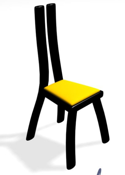 M1 Chair for Poser