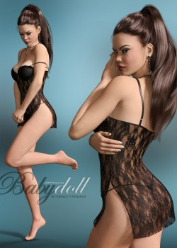 Babydoll for Genesis 3 and 8 Female(s)