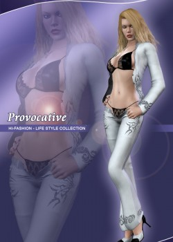 Hi-Fashion (Life Style) - Provocative