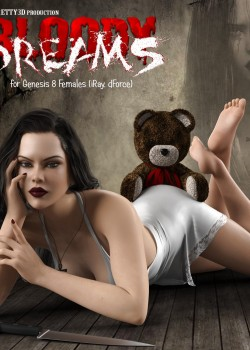 Bloody Dreams for Genesis 8 Females
