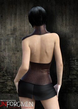 Unforgiven for Genesis 3 Female(s)