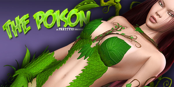The Poison  by Pretty3D